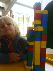 lille Alfred Lego