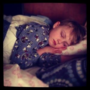 sovende alfred
