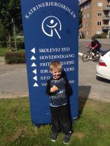Gæsteindlæg: Gustavs skolestart i NESTklassen
