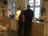 En ny kok ikøkkenet